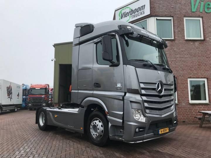 Mercedes-Benz ACTROS 1842 BIGSPACE EURO - 2012