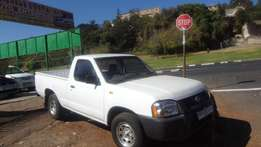 2009 nissan np300 bakkie for sale