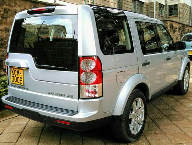 Landrover discovery 4 Nairobi West - image 1