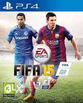 Fifa 15 and killzone both for 8k only