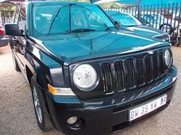 Jeep Patriot 2.4 LTD in Good Condition