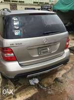 Tokunbo Mercedes Benz ML-350 !!!
