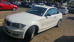 2009 BMW 1 Series 120d Coupe