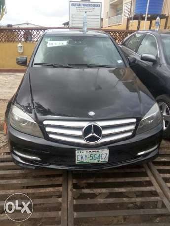 Mercedes -benz C300, 4matic 2008model. Ifako/Ijaye - image 1