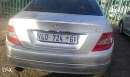 Mercedes c220 at low price good condition