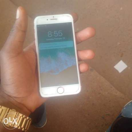 very neat iphone6s for sale(128gb) Ajibode - image 1