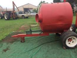 PTO driven water tank for sale