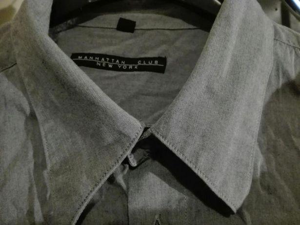 b17b6e57eee45b Koszule męskie, firmowe, rozmiar L, 8 sztuk Sanok - image 2