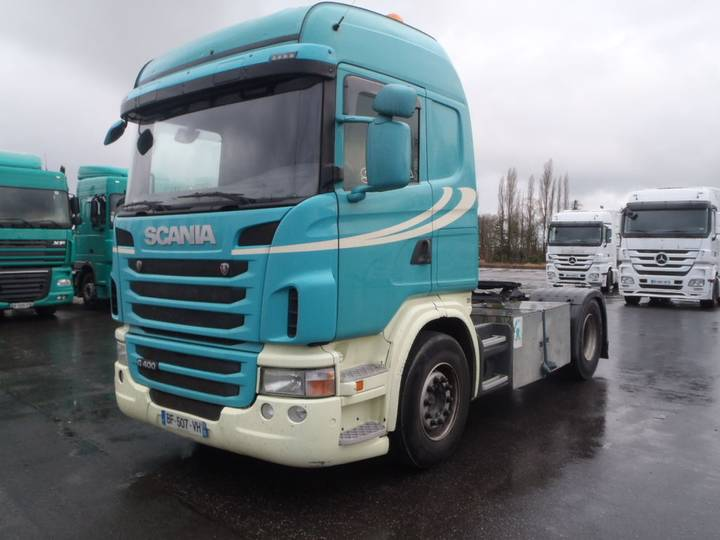 Scania G400 Highline (Retarder) - 2011