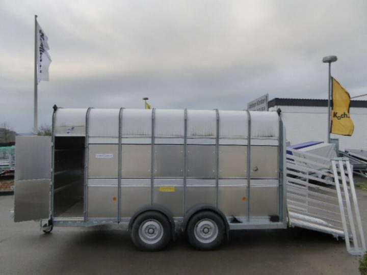 Ifor Williams TA 510 VIEH 426x178x183cm Rampe-Türe - 2019