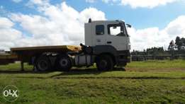 low loader for hire