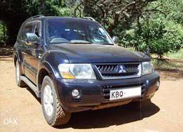 2005 Mitsubishi Pajero, automatic 3.0L petrol, Well maintained