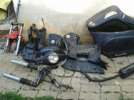 Scooter parts R50