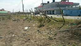 100×100 plot for sale touching Katani Road