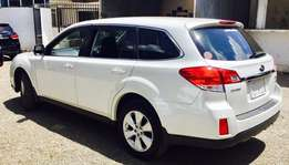 Subaru Outback 2010 'lovely ride'