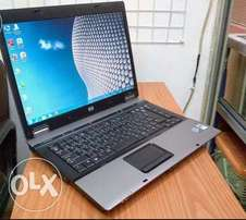 Hp Probook Laptop Core Duo 2gb ram DVD wifi 250
