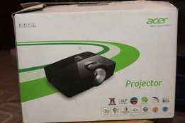 Projector used as new