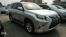 Clean V8 Powered Metallic Silver Fully Optioned 2015 Lexus GX 460