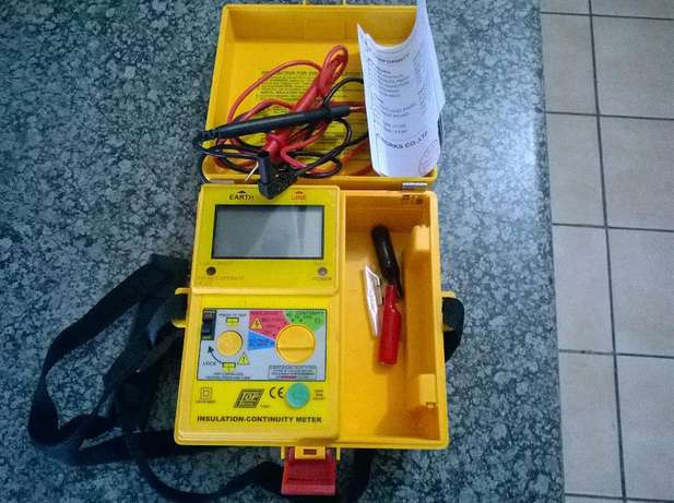 Megger insulation tester..see pictures Alberton - image 2