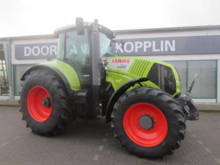 Claas axion 840c matic - 2011