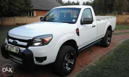 Ford ranger 2.5 single cab 2012 4x4
