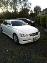 Toyota Mark X in immaculate condition
