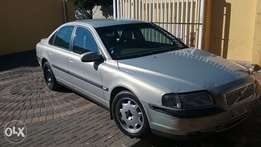 Automatic Volvo S80 (drive away)