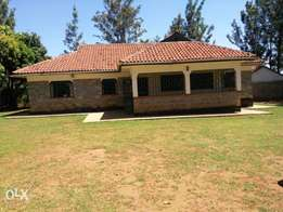 Stunning 3 bedroom bungalow to let - Lela Maseno, Kisumu.