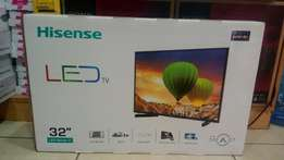 "Hisense smart tv 32"" led series 3 32K3110W"