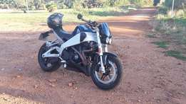 Buell XB9 Lightning 2007 model +- 53000km
