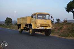 Bedford 4X4 truck Ex Military in good running condition
