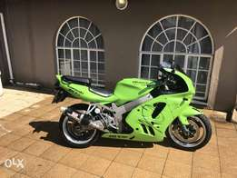 Phone me for mor about the bike and there is some extras
