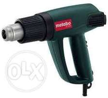 Metabo heat gun for sale