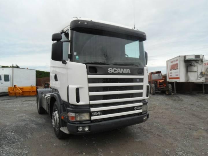 Scania 164L V8 480 - 2002