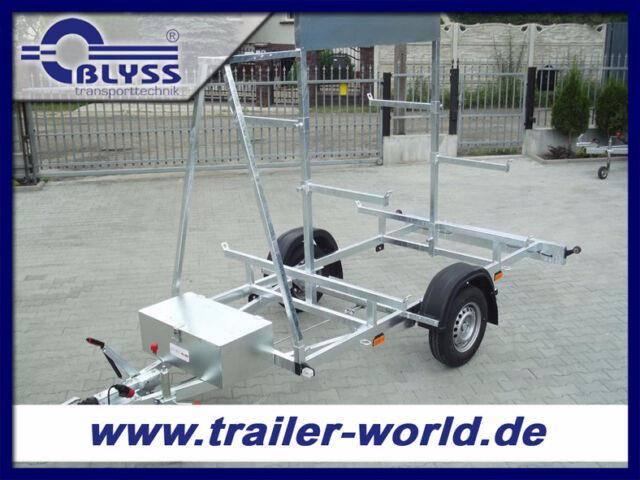 Blyss Gerüsttransportanhänger 250x150x150cm 750kg GG