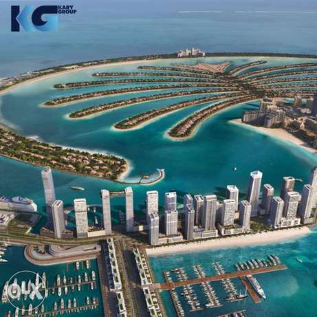 Apartments for sale by Elie Saab in Dubai beachfront by Emaar