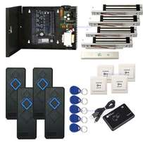 Full Door Access control system on sale at only 7m for 4 doors