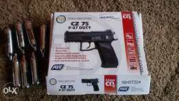 Cz75 co2 gas gun