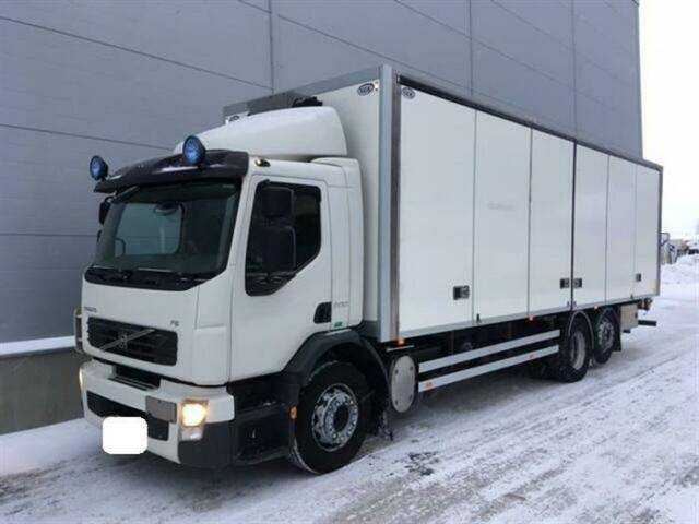 Volvo FE300 SOON EXPECTED 6X2 SIDE OPENING MANUAL - 2011