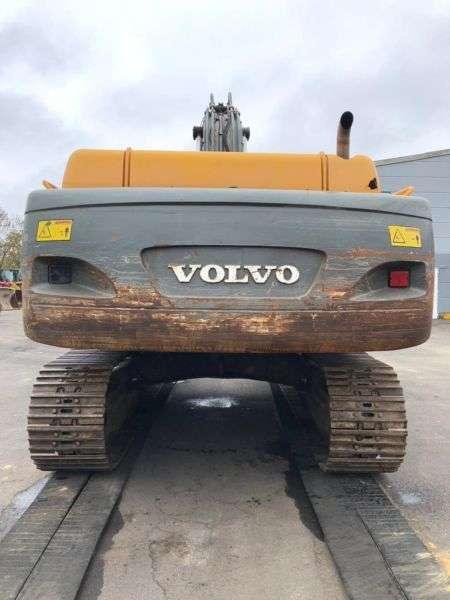 Volvo Ec360 C **bj 2008 * 6450h* Hammerltg.** - 2008 - image 4