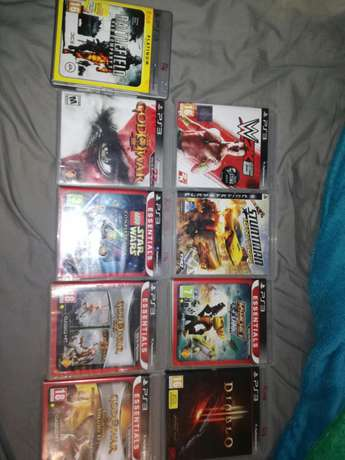 Ps3 slim 500gig +9 games and controller Uitenhage - image 3