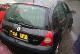 2004 RENAULT CLIO Breaking for Spares