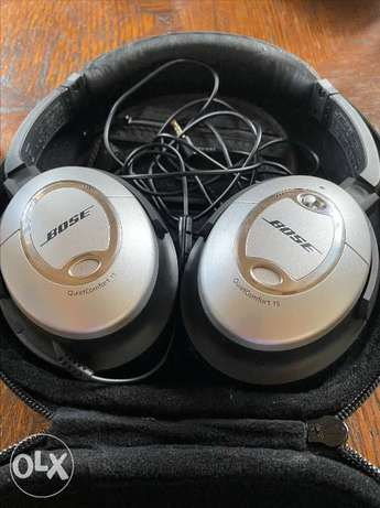 BOSE Noice cancelling QC15