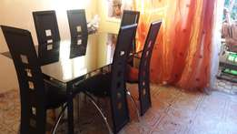 Urgent- Astril Dining Set for sale-R2000