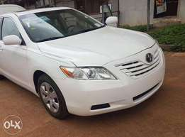 Clean Toyota Camry LE Tok