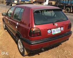 A very clean 2003 VOLKSWAGEN GOLF 3 manual gear for sales