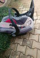 Infant Car Seat (Fisher Price)