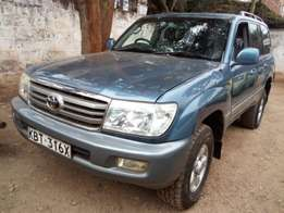 Toyota Land Cruiser VX 2005, Locally Used For Quick Sale- 3,600,000/=