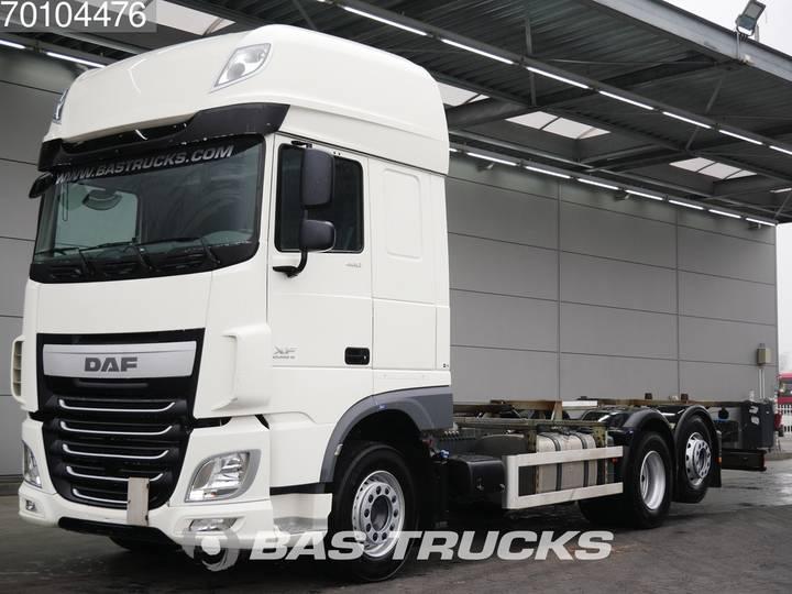 DAF XF 460 SSC 6X2 Intarder Liftachse Euro 6 - 2015