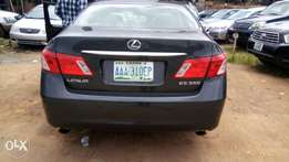 Nigerian used Lexus 350ES for sale in phc